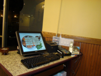 India Oven Point of Sale Software