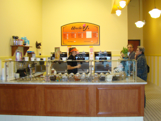 Uncle J's Ice Cream Point of Sale Software
